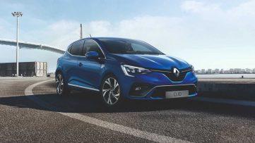 2019 Renault Clio V Revealed Ahead of Geneva Debut 2