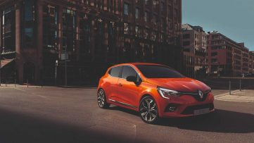 2019 Renault Clio V Revealed Ahead of Geneva Debut 6