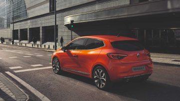 2019 Renault Clio V Revealed Ahead of Geneva Debut 8