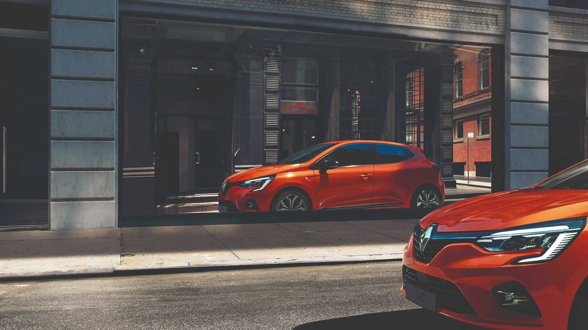 2019 Renault Clio V Revealed Ahead of Geneva Debut 5