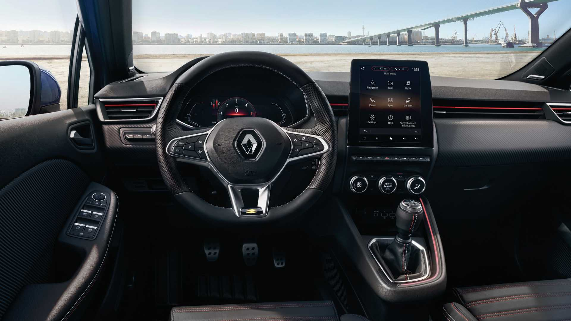 2019 Renault Clio V Revealed Ahead of Geneva Debut 10