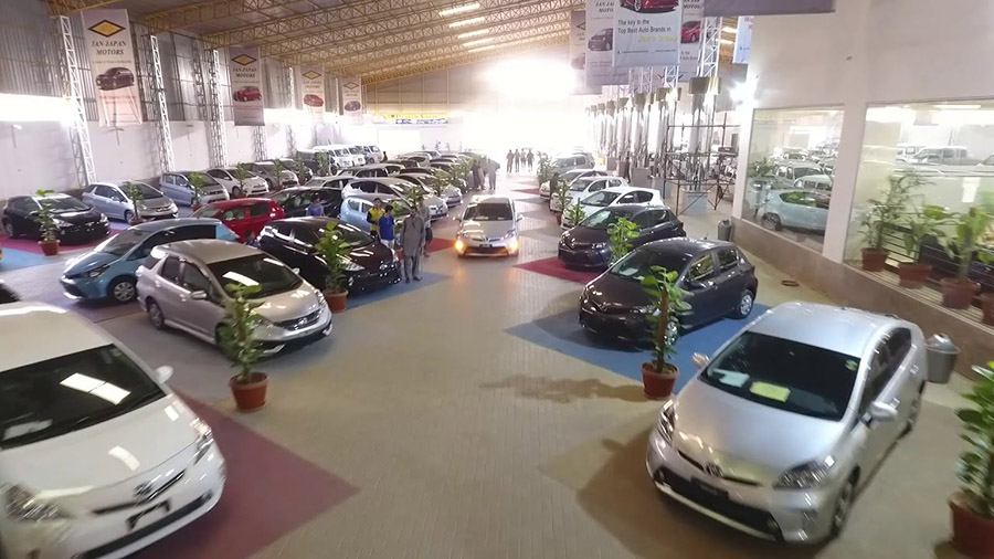 Government Seeks Data on Imported Cars Held Up at Port 2
