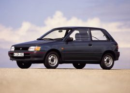 Remembering the Toyota Starlet 6