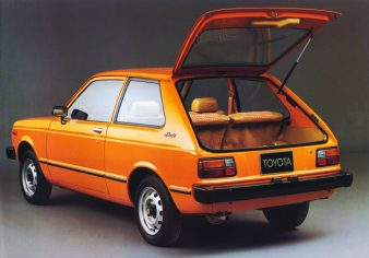 Remembering the Toyota Starlet 13