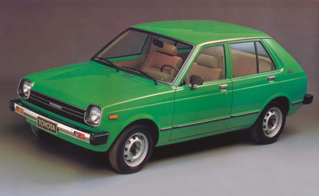 Is Toyota About to Revive Starlet Nameplate? 2