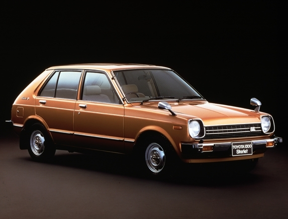 Remembering the Toyota Starlet 12