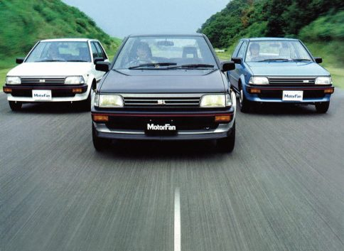 Remembering the Toyota Starlet 21