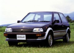 Remembering the Toyota Starlet 22