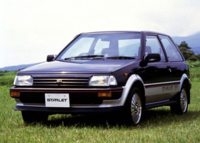 Remembering the Toyota Starlet 18