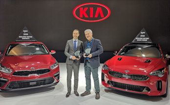 Kia Stinger and Forte Wins Canada's 2019 Car of the Year Award 8
