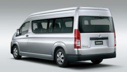 History of Toyota HiAce 49