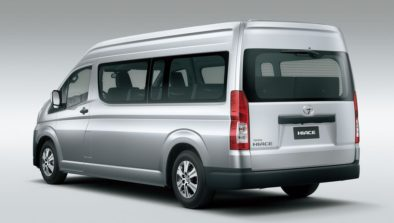All New 2019 Toyota HiAce Debuts 3