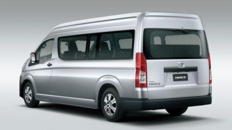 History of Toyota HiAce 40