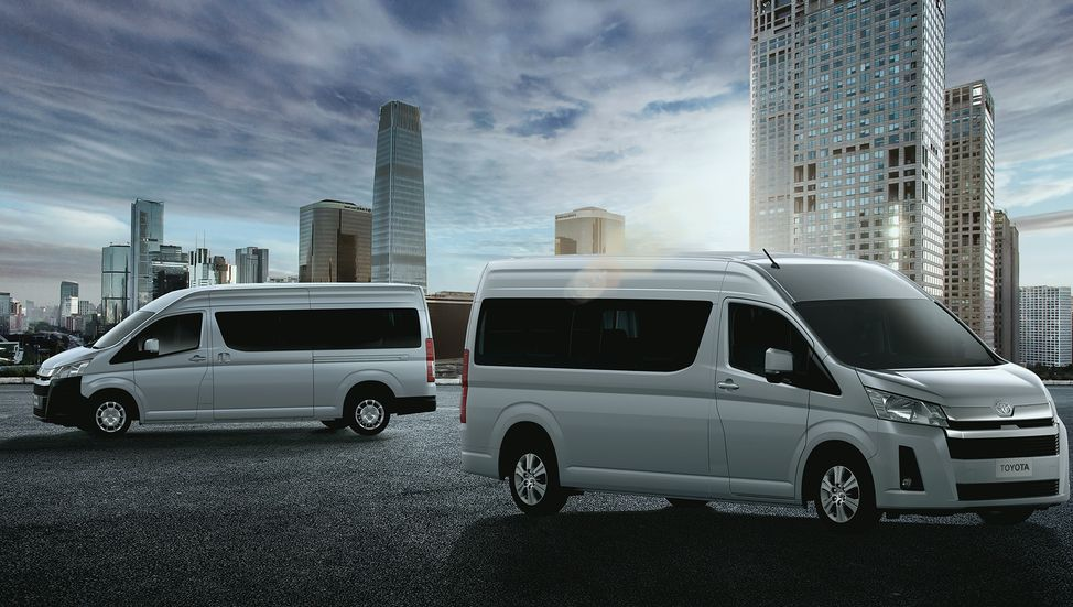 Is IMC Teasing All New Toyota HiAce? 7