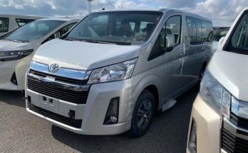 Toyota All Set to Launch the Next Generation HiAce 21