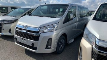 Toyota All Set to Launch the Next Generation HiAce 9