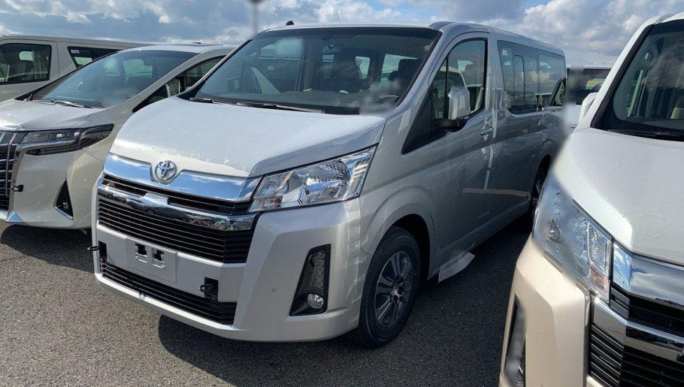 Toyota All Set to Launch the Next Generation HiAce 2