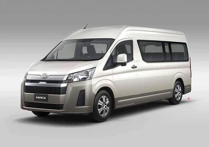 History of Toyota HiAce 41