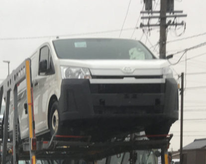 Toyota All Set to Launch the Next Generation HiAce 10