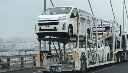 Toyota All Set to Launch the Next Generation HiAce 11