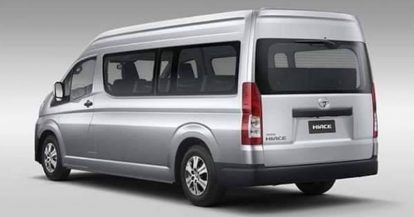 Toyota All Set to Launch the Next Generation HiAce 8