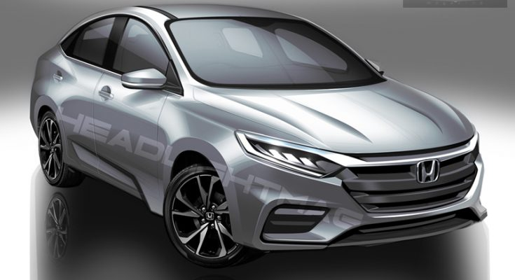 Next Generation Honda City May Debut By Year-End 2019 1