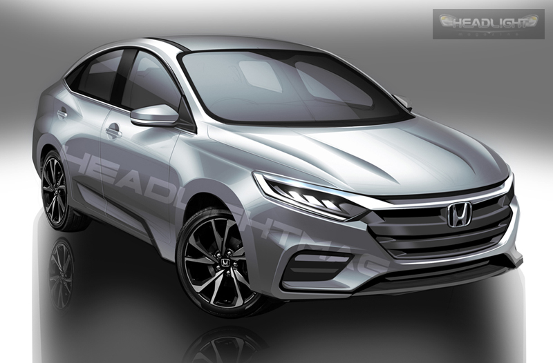 Next Generation Honda City May Debut By Year-End 2019 2