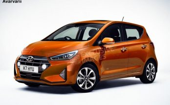 Next Generation Hyundai i10 Renderings 7