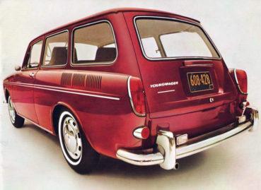 Remembering the Type-3 Volkswagen Variant 7