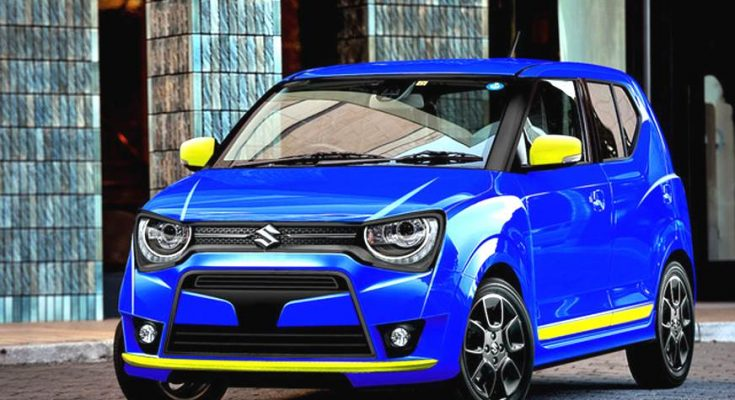 Next Generation Suzuki Alto to Debut in October 2019 1