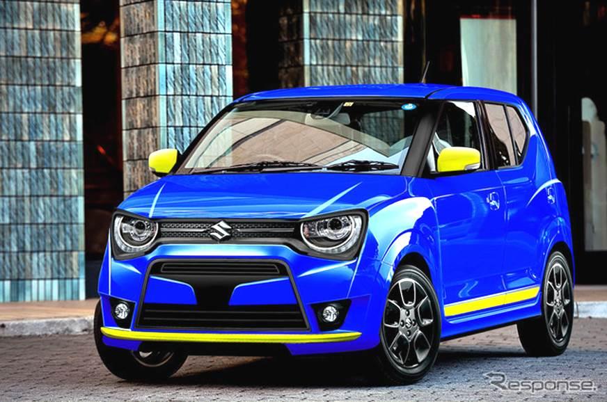 Next Generation Suzuki Alto to Debut in October 2019 9