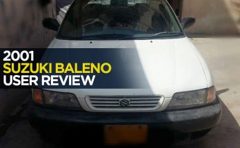User Review: 2001 Suzuki Baleno of Khurram Memon 1