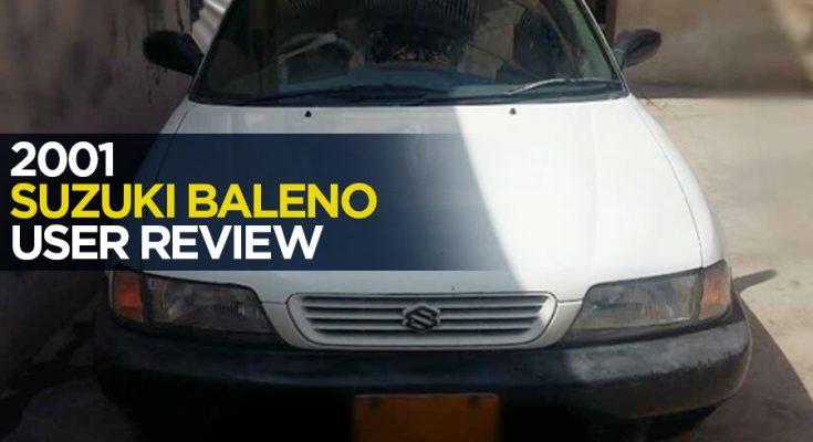 User Review: 2001 Suzuki Baleno of Khurram Memon 1