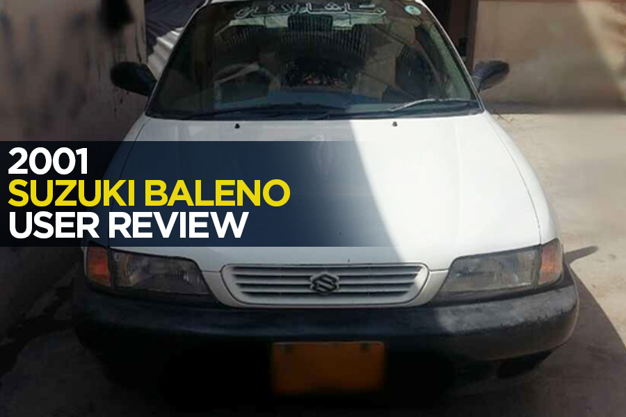 User Review: 2001 Suzuki Baleno of Khurram Memon 3