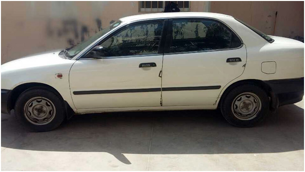 User Review: 2001 Suzuki Baleno of Khurram Memon 5