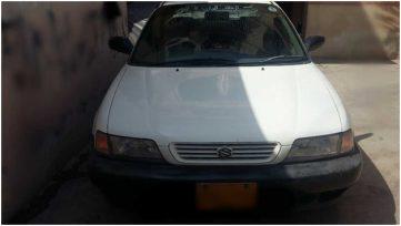 User Review: 2001 Suzuki Baleno of Khurram Memon 4