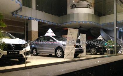 Honda Civic 1.5L Turbo Relaunched 1