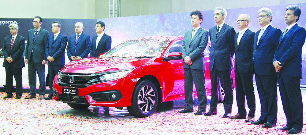 Will Honda Launch the 2019 Civic Facelift in Pakistan? 2