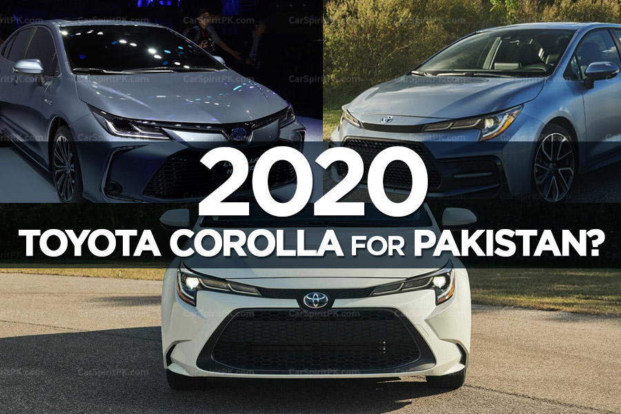 How Will the Next Generation Toyota Corolla for Pakistan Look Like? 3