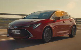 Corolla Hybrid Ad Ignites EV Lovers in US 3