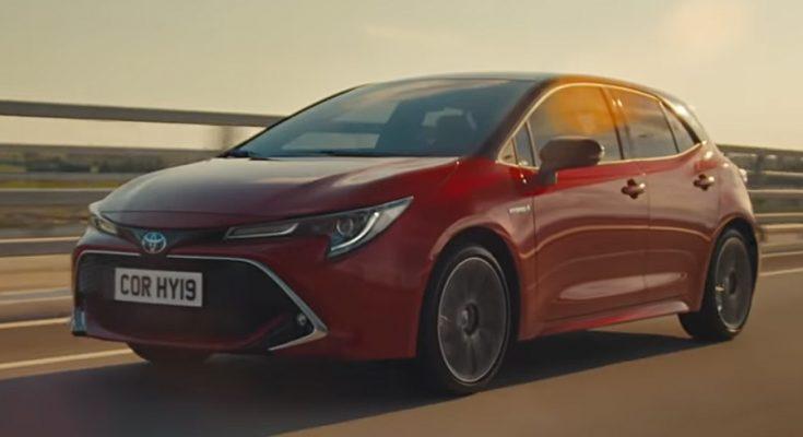 Corolla Hybrid Ad Ignites EV Lovers in US 1