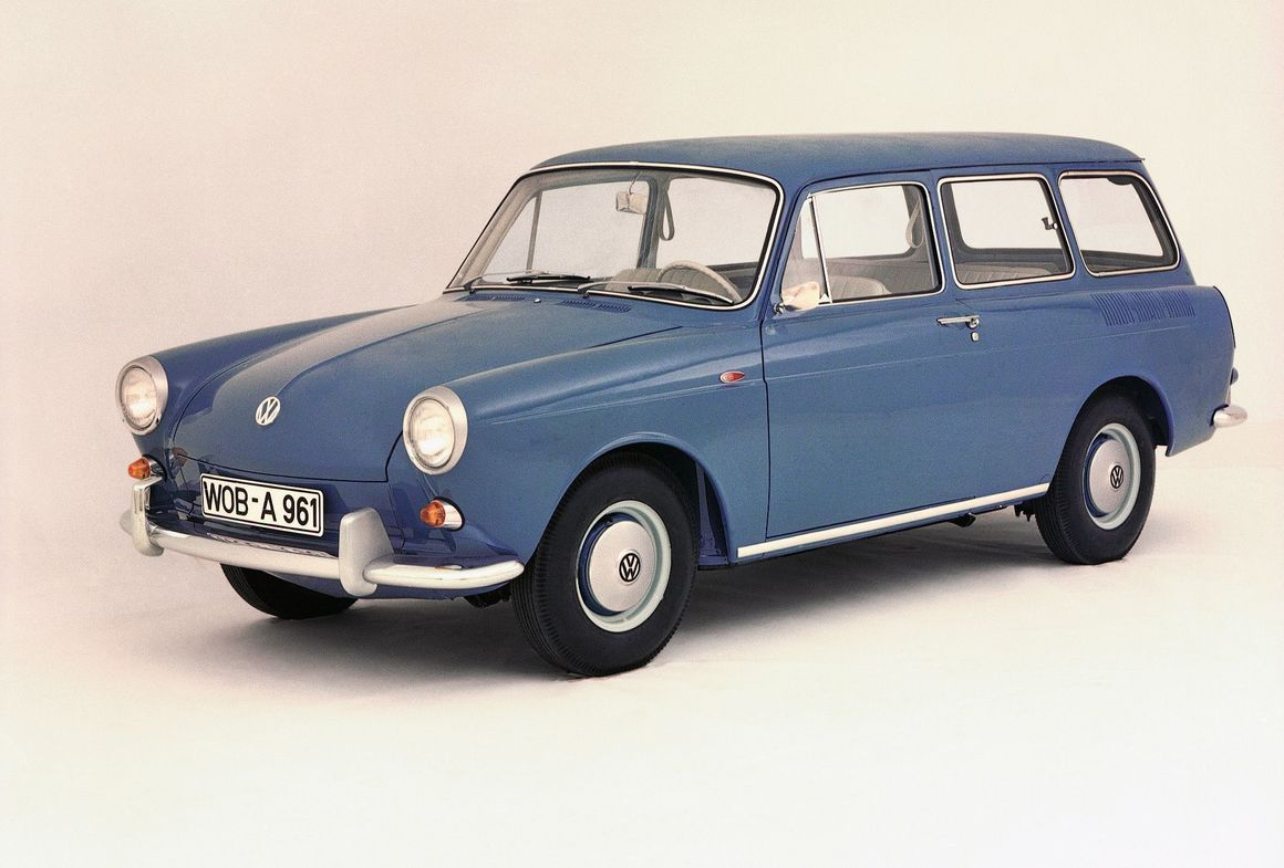 Remembering the Type-3 Volkswagen Variant 4