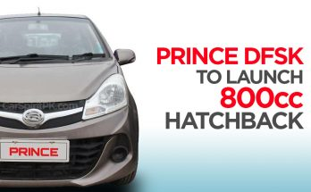 Prince DFSK to Launch 800cc Hatchback in Pakistan 3