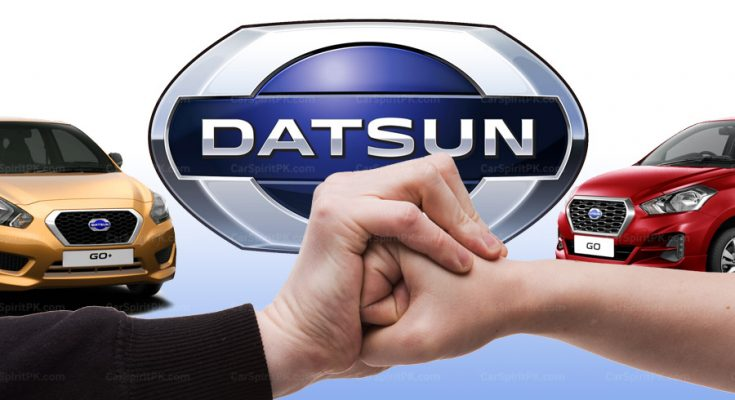 Datsun Continues to Struggle in Targeted Markets 1