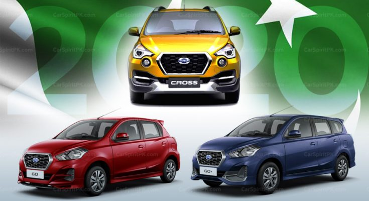 Ghandhara to Produce 3 Datsun Models by Mid 2020 2