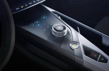 Geely Unveils GE11 Electric Sedan 14