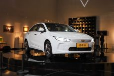 Geely Unveils GE11 Electric Sedan 3
