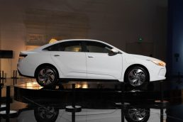 Geely Unveils GE11 Electric Sedan 5