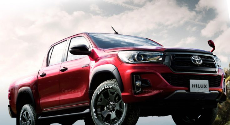 Should Toyota Introduce Hilux Revo Facelift in Pakistan? 1