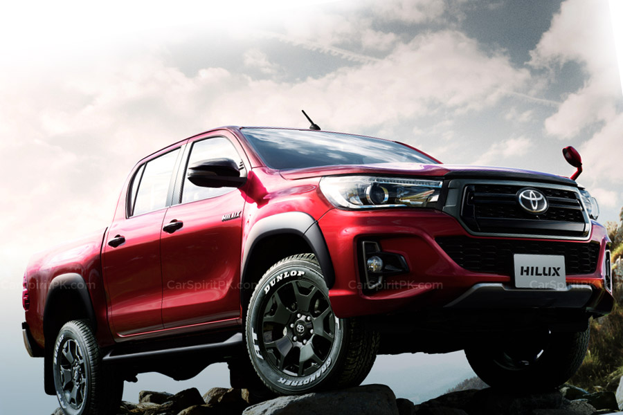 Should Toyota Introduce Hilux Revo Facelift in Pakistan? 7